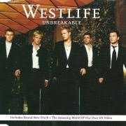 Coverafbeelding Westlife - Unbreakable