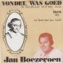 Details Jan Boezeroen - Vondel Was Goed