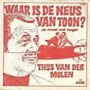 Details Thijs Van Der Molen - Waar Is De Neus Van Toon?
