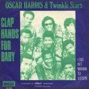 Details Oscar Harris & Twinkle Stars - Clap Hands For Baby
