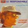 Details Jacques Dutronc - Le Responsable
