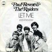 Details Paul Revere & The Raiders - Let Me