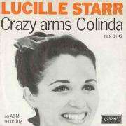 Coverafbeelding Lucille Starr - Crazy Arms/ Colinda