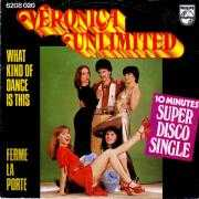 Details Veronica Unlimited - What Kind Of Dance Is This