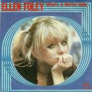 Details Ellen Foley - What's A Matter Baby