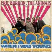 Details Eric Burdon & The Animals - When I Was Young