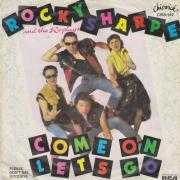 Details Rocky Sharpe and The Replays - Come On Let's Go
