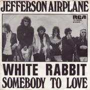 Details Jefferson Airplane - White Rabbit/ Somebody To Love