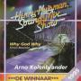 Coverafbeelding Arno Kolenbrander - Why God Why