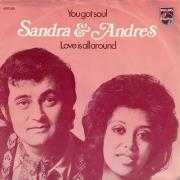Coverafbeelding Sandra & Andres - Love Is All Around