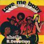 Details Sheila B. Devotion - Love Me Baby