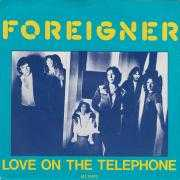 Coverafbeelding Foreigner - Love On The Telephone
