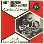 Coverafbeelding Gert, Hermien, Helen en Fred - Corsica D'Amore