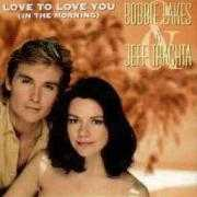 Coverafbeelding Bobbie Eakes & Jeff Trachta - Love To Love You (In The Morning)
