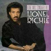 Coverafbeelding Lionel Richie - Love Will Conquer All