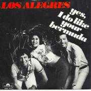 Coverafbeelding Los Alegres - Yes, I Do Like Your Bermuda