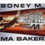Coverafbeelding Boney M. vs. Sash!/ Horny United feat. Boney M. - Ma Baker/ Somebody Scream