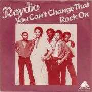 Coverafbeelding Raydio - You Can't Change That