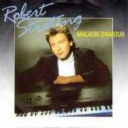 Coverafbeelding Robert Strating - Maladie D'amour