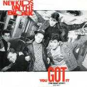 Details New Kids On The Block - You Got It (The Right Stuff)