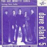 Details Dave Clark 5 - You Got What It Takes
