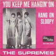 Details The Supremes - You Keep Me Hangin' On