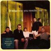 Details Boyzone - You Needed Me