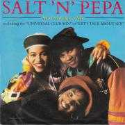 Coverafbeelding Salt-N-Pepa - You Showed Me
