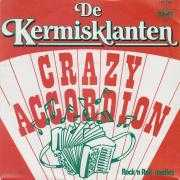Coverafbeelding De Kermisklanten - Crazy Accordion