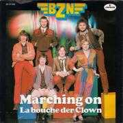Coverafbeelding BZN - Marching On