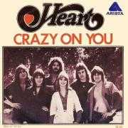 Coverafbeelding Heart ((USA)) - Crazy On You