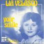 Coverafbeelding Lia Velasco - Your Smile