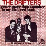 Details The Drifters - You're More Than A Number In My Little Red Book