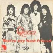Coverafbeelding Queen - You're My Best Friend