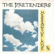 Coverafbeelding The Pretenders - Message Of Love
