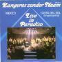 Coverafbeelding Zangeres Zonder Naam - Mexico - Live in Paradiso