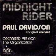 Details Paul Davidson - Midnight Rider