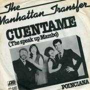 Details The Manhattan Transfer - Cuentame (The Speak Up Mambo)