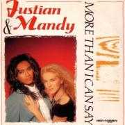 Details Justian & Mandy - More Than I Can Say