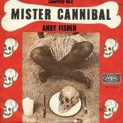 Coverafbeelding Andy Fisher - Mister Cannibal