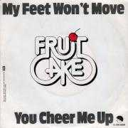 Details Fruitcake - My Feet Won't Move