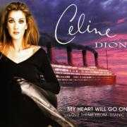 Coverafbeelding Celine Dion - My Heart Will Go On (Love Theme From 'Titanic')