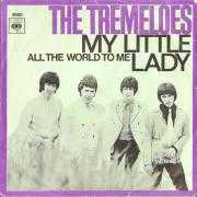 Coverafbeelding The Tremeloes - My Little Lady