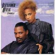 Details Alexander O'Neal featuring Cherrelle - Never Knew Love Like This