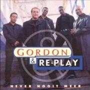 Coverafbeelding Gordon & Re-Play - Never Nooit Meer