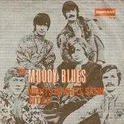 Coverafbeelding The Moody Blues - Nights In White Satin