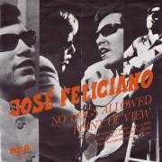 Coverafbeelding José Feliciano - No Dogs Allowed