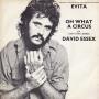Coverafbeelding David Essex - Oh What A Circus