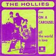 Coverafbeelding The Hollies - On A Carousel