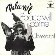 Details Melanie - Peace Will Come